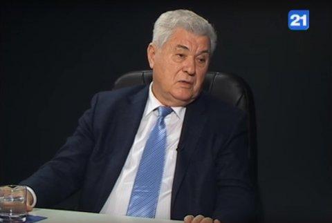 Владимир Воронин в программе «Главное», от 25.02.2016