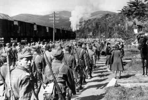 27 martie 1918 — de la republică la provincie
