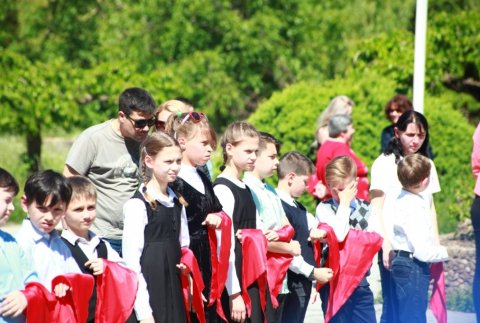 Молдавские коммунисты отметили День пионерии