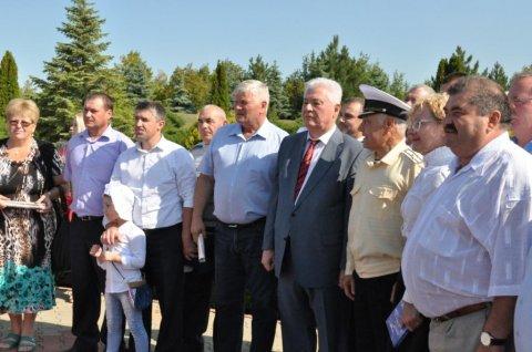 Торжественный митинг Партии коммунистов в День Освобождения Молдовы от немецко-фашистских и румынских оккупантов (ФОТО, часть III)