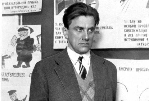 Vladimir Maiakovski — poet cosmic, poet al revoluției