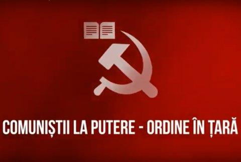 Comuniștii la putere - ordine în țară!