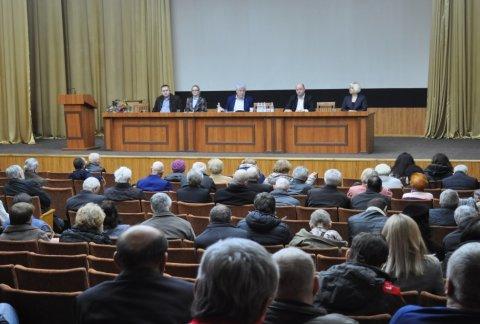 Коммунисты Кишинева дали оценку своей работе в выборную кампанию
