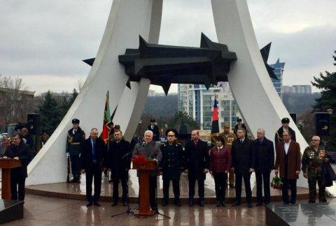 Владимир Воронин: «Низкий поклон воинам-интернационалистам!»