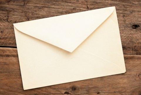 Письмо из езоляции