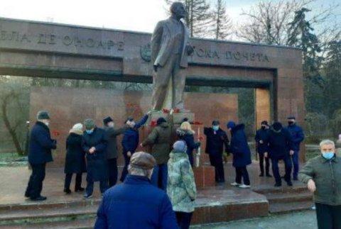 Молдавские коммунисты отметили День Памяти великого Ленина